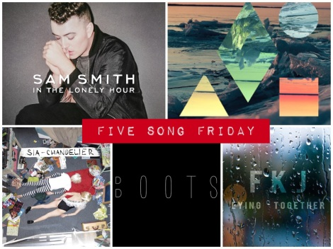 Five Song Friday
